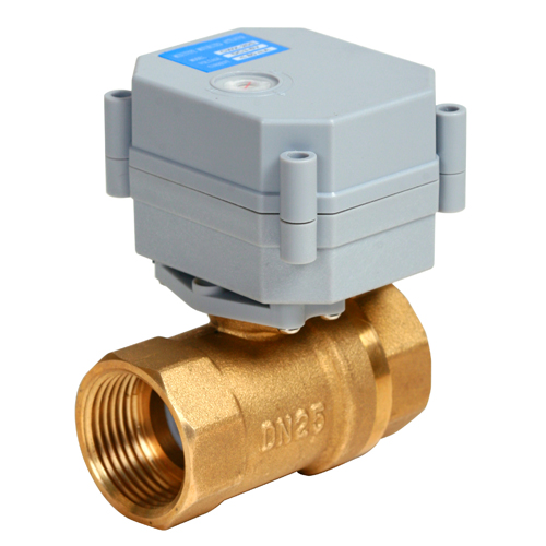 1 39 39 Motorized Control Ball Valve For Havc T 25 3a Ball