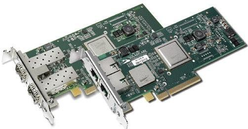 Dual Port 10GBASE-T RJ45 PCI Express Adapter   D-Link