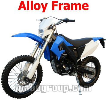 full size 250cc dirt bike alloy frame motocross bike dr868 full size 250cc dirt bike on enofweekcom - Dirt Bike Frame