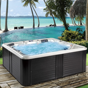 Luxury CE Approved Hot Tub And Massage Outdoor Whirlpool SPA Jacuzzi  HY 658, Spa, Outdoor Spa On En.OFweek.com