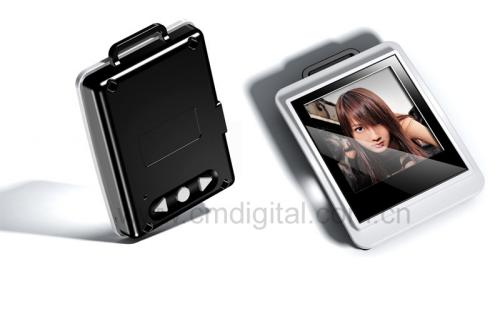 1.5&Quot; Mini Portable Pocket Digital Photo Frame With Keychain ...
