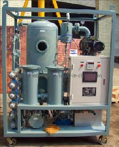 China waste oil recycling machine manufacturer