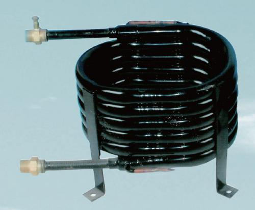 Coaxial coil