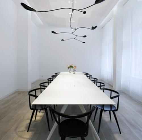 Corian Conference Table Office Meeting Table TWMATB Corian - Corian conference table