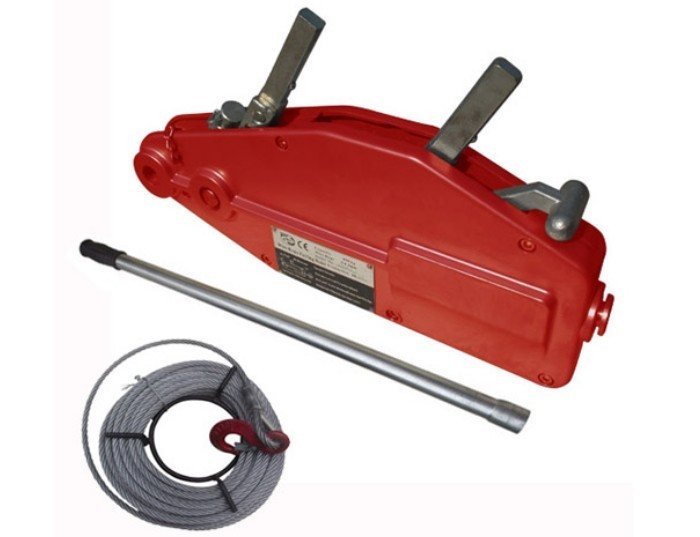 Wire Rope Pullers/Grip Pullers/ Cable Pulling Wire Rope Hand Lever ...
