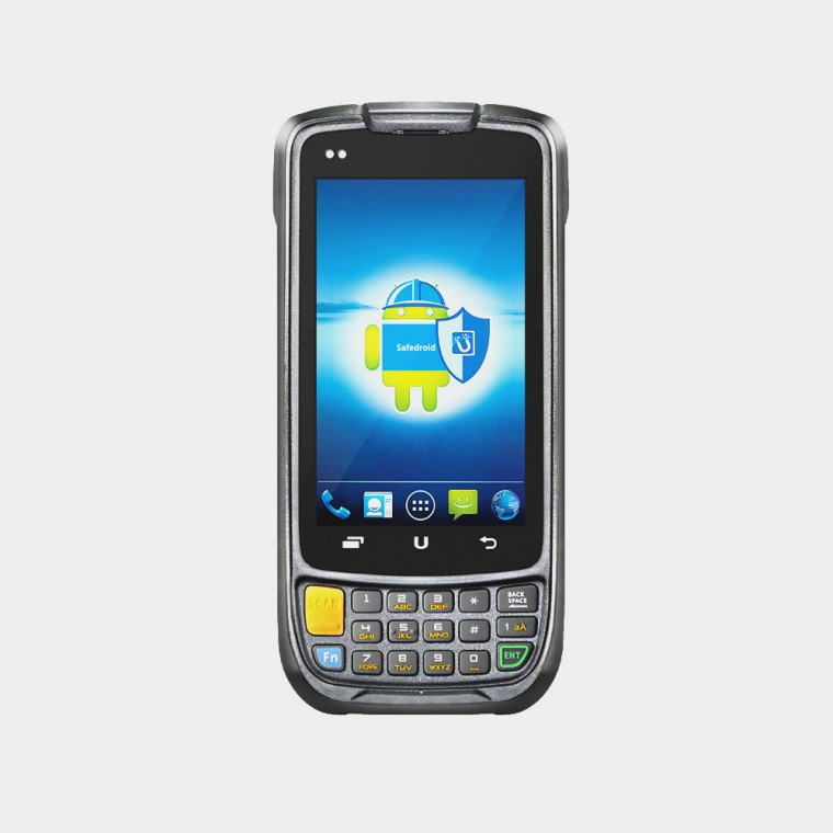 Cruiser Rugged Extreme Handheld Mobile Computers Data Terminal With