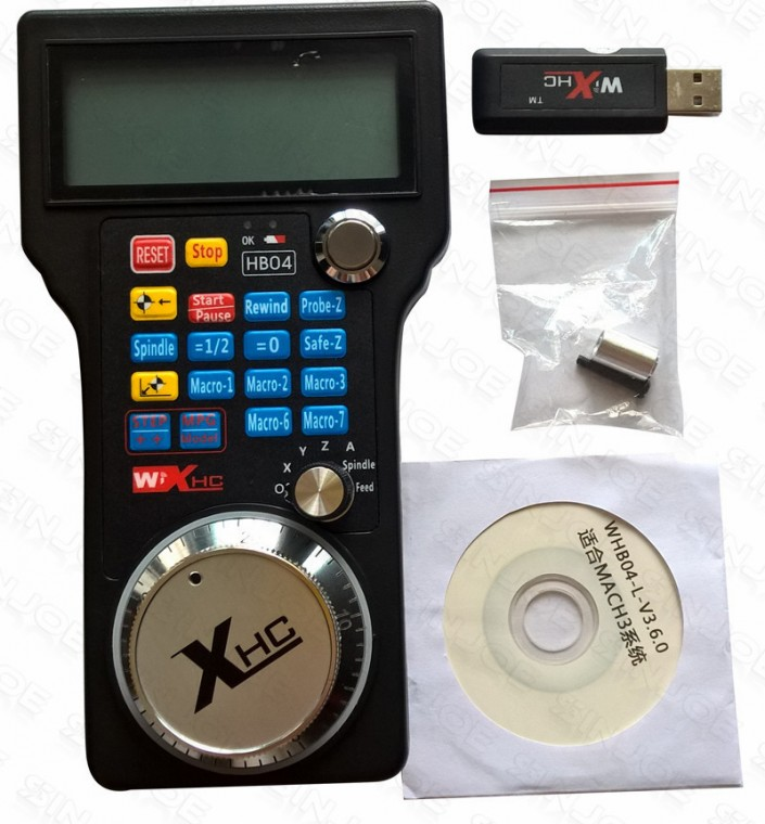 Cnc router wireless mpg xhc wireless usb mach3 mpg pendant handwheel cnc router wireless mpg xhc wireless usb mach3 mpg pendant handwheel whb04 l handwheel on enofweek aloadofball Image collections