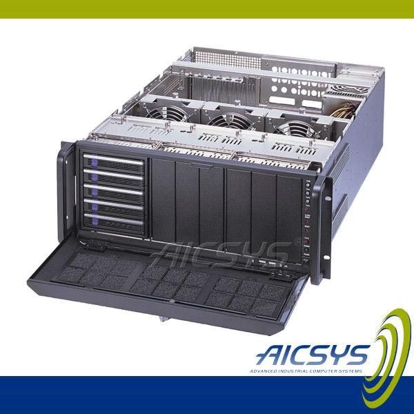 Industrial Rackmount 19 Inches 4u Chassis RCK-410D Manufacturer