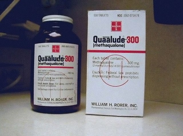 the hypnotic and sedative properties of the methaqualone Methaqualone is a descriptor in the national library of medicine's controlled vocabulary thesaurus, mesh a quinazoline derivative with hypnotic and sedative.