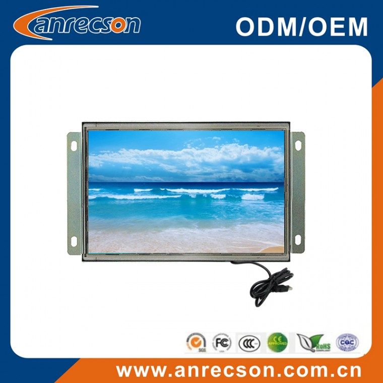 7-Inch Open Frame LCD Monitor LC-OF0701, 7 Inch, Open Frame Monitor ...