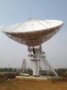 Newstar Earth Station / Fixed Satellite Antenna