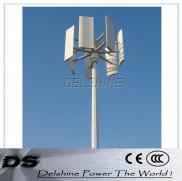 Longer Life 220v Vertical Axis  Wind Generator  30 Manufacturer