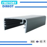 Pvc Decorative Slotted Cable Trunking Manufacturer