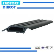 Pvc Decorative Slotted Cable Trunking Size Manufacturer