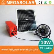 2014 New Design Hot Selling 10W  Portable Solar  L Manufacturer