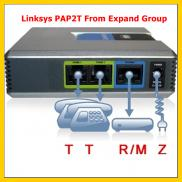 Linksys PAP2T NA  VOIP  Gateway/ Phone  Adapter Manufacturer