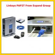 Linksys PAP2T  Voip Phone  Adapter Manufacturer
