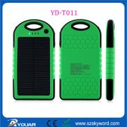 Mono Crystalline  Solar  Mobile Phone Charger , 50 Manufacturer