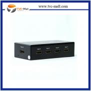 TVC-MALL 4 X 2 Mini  HDMI  Matrix  Switch  W/ Remo Manufacturer