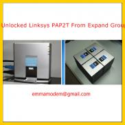 Unlocked Linksys PAP2T NA  Voip Phone  Adapter,  V Manufacturer