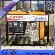 ATON 2~5kw Air Cooled  Diesel Generator Sets  Manufacturer