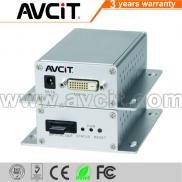 DVI  Optical Fiber  Transmission Extender Manufacturer