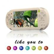 Hot Selling 4.3inch Mp4 Game Console Manufacturer