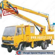 High-altitude Operation Truck Manufacturer