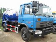Sewage Suction Truck Manufacturer