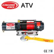 Competition  Winch  ATV-3000 Dc  Electric Winch  3 Manufacturer