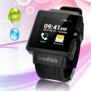 MTK6577 Android 4.0 3g Watch Mobile  Phone  Wrist  Manufacturer