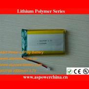 Long Cycle Life Lithium Polymer Rechargeable  Digi Manufacturer