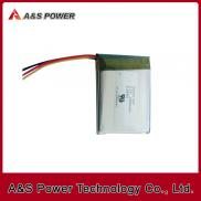 Rechargeable 063040 Battery Packs 3.7V 1500mAh Manufacturer