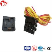 5way  Relay  Connector Wire Harness/realy  Socket  Manufacturer