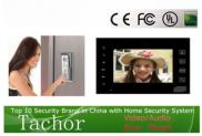 7 Inch TFT Color LCD Screen 4 Wire Video Door  Pho Manufacturer