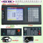 Professional With Big Memory 4 Axis  CNC Controlle Manufacturer