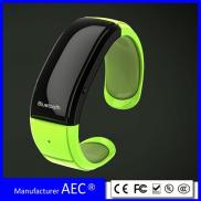 2014 New Bluetooth Bracelet With  Hands Free  & Mu Manufacturer