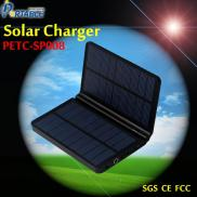 Jane 3000 MAh  Solar  Mobile  Charger  , solar Cha Manufacturer