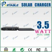 Manufacture 3000mAh  Mobile Solar Charger , mobile Manufacturer