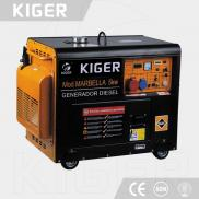 Silent  Diesel Generator  Types Of Electric Power  Manufacturer