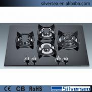 2014 High Quality New Design 4 Gas Burners Free St Manufacturer