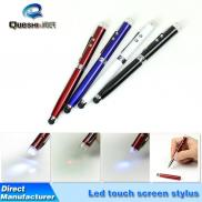 4in 1  Touch Pen  With Aluminum Manufacturer