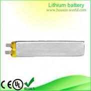 950mAh High Rate  Polymer Lithium  Ion  Battery  Manufacturer