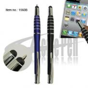 New 2 In 1 Writing  Pen  With  Touch  Screen  Pen  Manufacturer