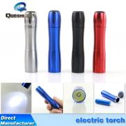 Outdoor  Camping  LED Electronic Glare Flashlight  Manufacturer