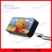 2013 Hottest! Mini Portable  Mobile Phone Speaker  Manufacturer