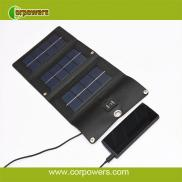 5W Portable ,foldable  Mobile Solar Charger  Or As Manufacturer