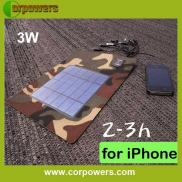 Solar Power  USB Mobile  Charger  Manufacturer