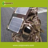 Sunpower 23% 6w Foldable  Solar Charger  For  Mobi Manufacturer
