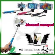 New Arrival  Wireless  Bluetooth Monopod For Mobil Manufacturer